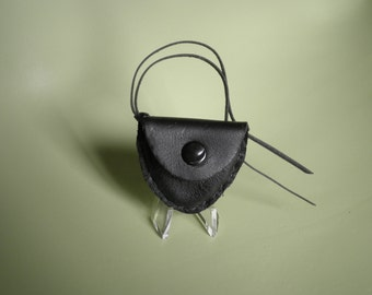 Leather Guitar Pick Pockets
