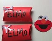 Elmo Birthday Party Favors So Cute