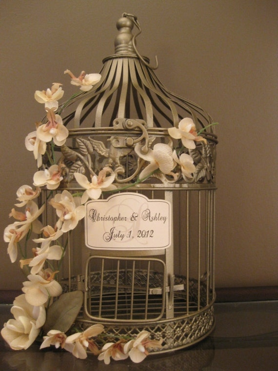 Vintage Wedding Gift Card Holder : Unavailable Listing on Etsy