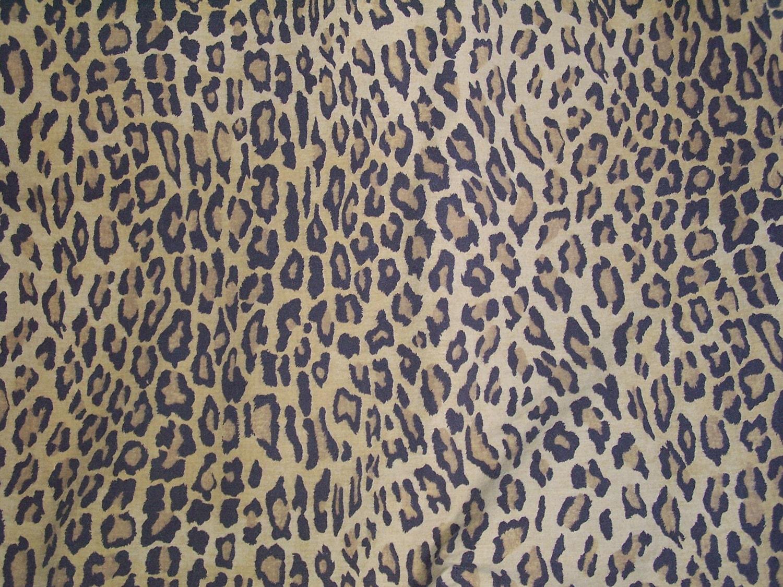 Ralph Lauren Discontinued Aragon Leopard Print King
