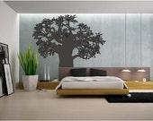 Baobob Tree       Vinyl Wall decal