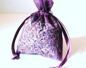 Organic Lavender Sachets 12 2x3 purple lavendar sachets freshly made for you