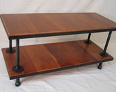 Redwood Side Table