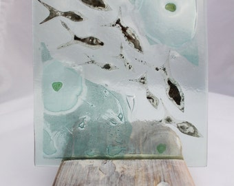Bespoke order - Shoal of Silver Fish - Please contact me to discuss exactly what you would like...