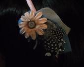 One of a Kind Headband / Barrette / Choker 13