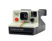 Polaroid Supercolor 1000 w/Instruction Manual and Bag: Vintage Camera, Retro, Geekery, Men - Black, Cream