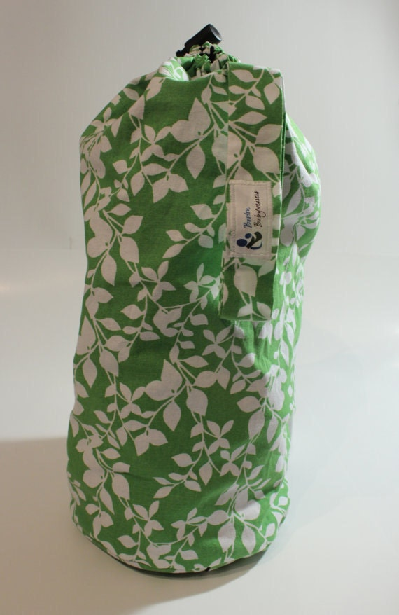 Baby Carrier Bag - Ready To Ship - Green