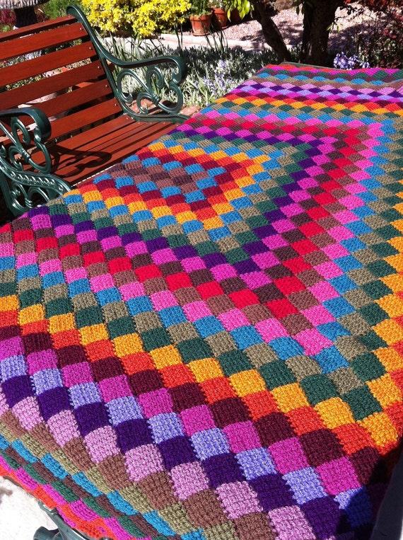 Crochet Afghahn Blanket