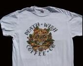 Death Wish Coffee Company Tshirt - Small