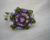 The purple princess ring