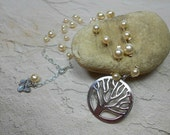 Allison's Tree of Life - Illusion Necklace