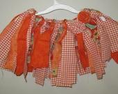 Happy Harvest Fabric Tutu