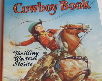 Bumper Cowboy Book of thrilling western stories