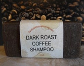 Coffee Shampoo Bar