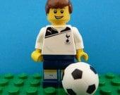 Custom Footballer/Soccer Minifigure - made just for you