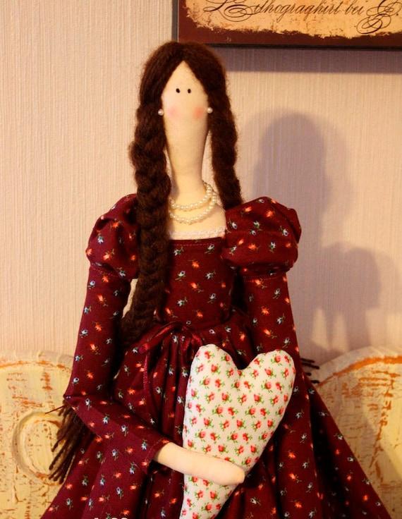 unique tilda doll 1 of its kind