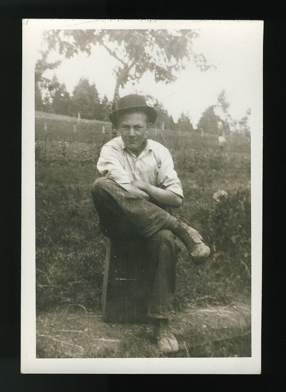 King of the Road, La Crosse, Wisc.: c.1930s Vintage Photo