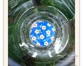 """SweeTea Crystal - Set of Eight (8) SIGNATURE Glassware - """"Miss Teena's Red, White and Blue Celebration"""" Collection"""