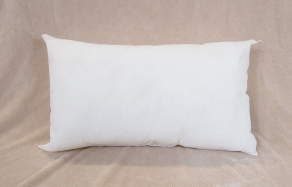 Throw Pillow Form Insert : 20x26 Pillow Form Insert for Craft / Throw Pillow Shams