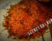 Gourmet Dry Rub BBQ Seasoning Spice Big Fat Daddy's #2