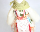Beauty Russian folk doll