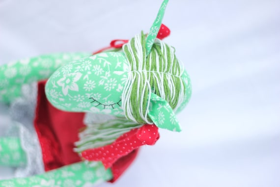Flower Soft toy horse