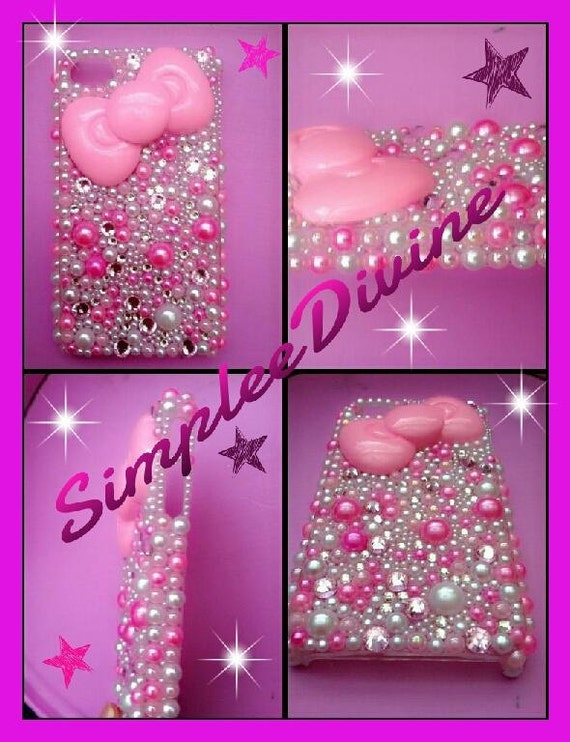 Pink Bling Iphone 4/4s Case