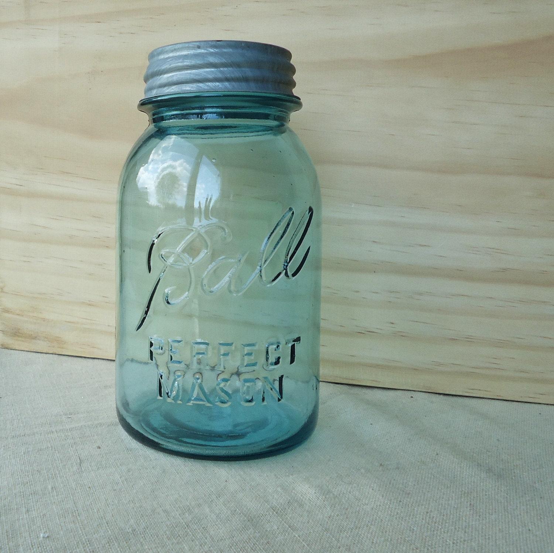 vintage blue canning jars aqua blue jars blue mason jars. Black Bedroom Furniture Sets. Home Design Ideas
