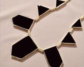 Trendy Geometric Necklace