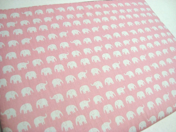Elephants in Pink Laptop Sleeve / 13 inch MacBook Pro Case Cover/Custom Sizes Available / Great Gift, Direct From Funtastic Sleeves