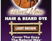 Harvest Moon Light Brown Hair and Beard Dye