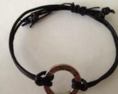 Discipline Inspirational Bracelet