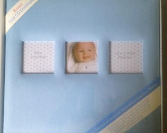 12 x 12 Baby Scrapbook Album