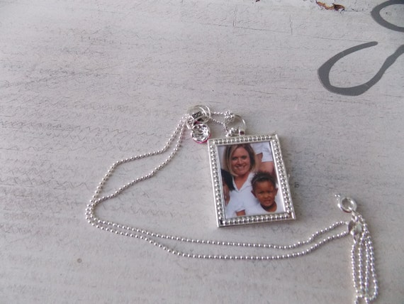 happy thoughts necklace-reserved for Maya