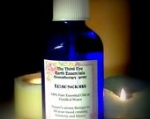 Aromatherapy Spray, LEMONGRASS, Organic Essential Oil Spray,