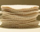 10 Nursing Pads - Bamboo Fleece