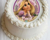 Tangled Cake Toppers