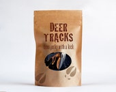 Deer Tracks Jerky 4 oz. Resealable Bag