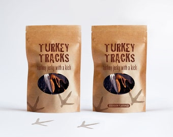 Two Pack Turkey Tracks Sampler
