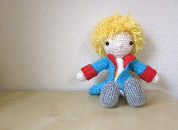 The Little Prince. Special order for Victoria.