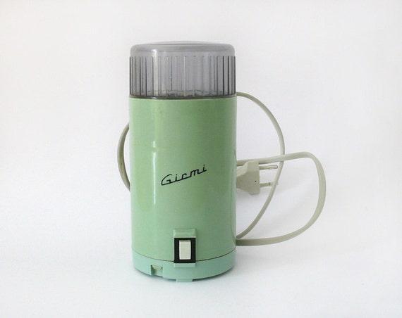 Original Italian Vintage Electric coffee grinder