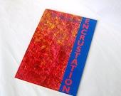 Encrustation - A Stitcher's Workshop in a Book