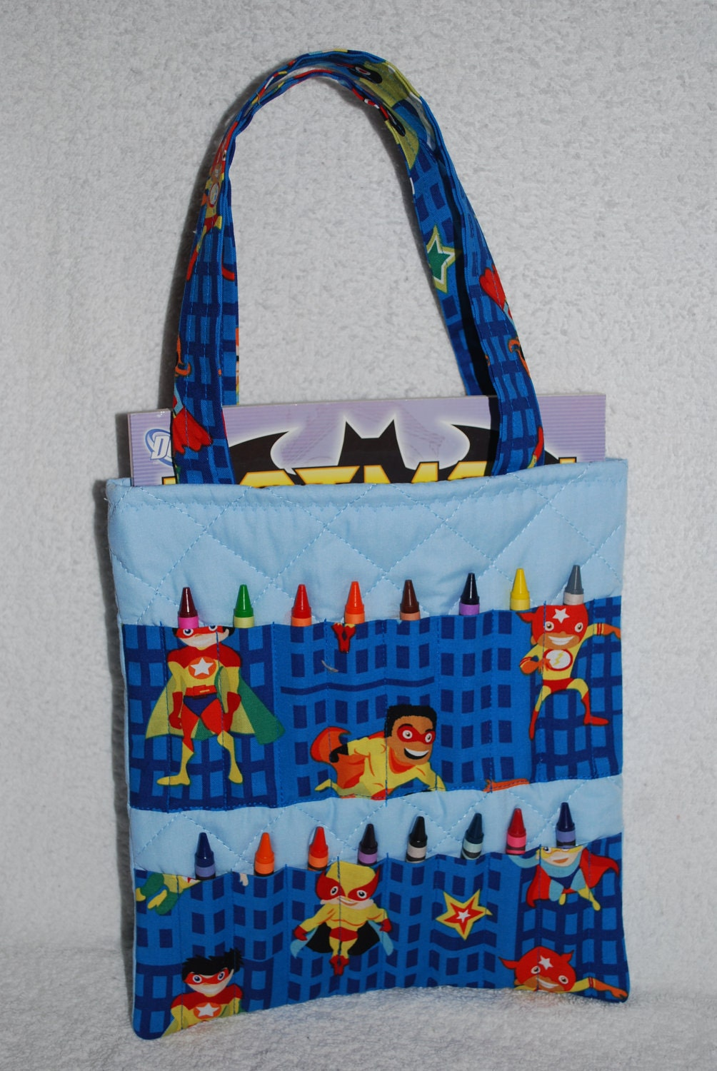 coloring book bag boy s by