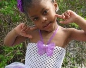 Butterfly TUTU Dress---with FREE Shipping...size 3-4T