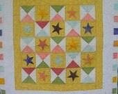A Star is Born-- Crib Quilt