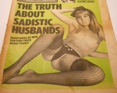 March 13, 1973 National Mirror Mature Pulp Tabloid