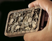 Steampunk IPhonehone case for IPhone 4 and 4S. - Blujoos