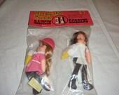 Vintage Baskin Robins Honey Hill Bunch Dolls