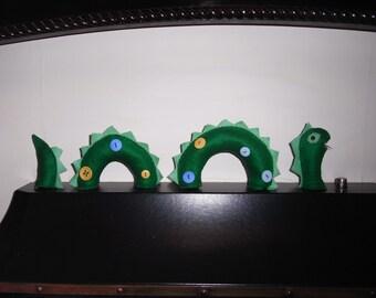 Loch ness monster toy