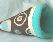 "Small Animal Sleep Sack Cozy Bag 8""X9"", Over 270 Fabric Choices"